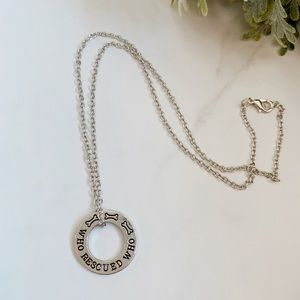 Jewelry - Rescue necklace